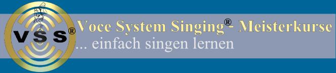 Voce System Singing
